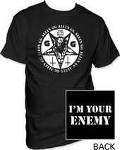 G.G. Allin - War In My Head T-Shirt (Medium)