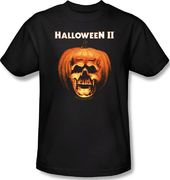 Halloween II - Pumpkin Shell T-Shirt (X-Large)