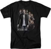 House - Cast T-Shirt (Medium)