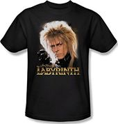 Labyrinth - Jareth T-Shirt (Large)