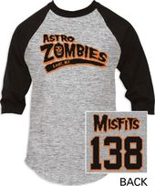 Misfits - Astro Zombies T-Shirt (Large)