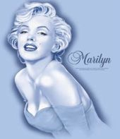 Marilyn Monroe - New Blue Dress T-Shirt (Small)
