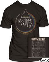 Pink Floyd - World Tour T-Shirt (Medium)