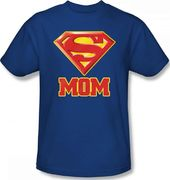 DC Comics - Superman - Super Mom T-Shirt (XL)