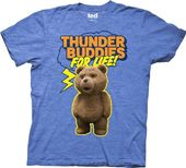 Ted - Thunder Buddies T-Shirt (XXL)