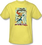 Woody Woodpecker - Woodpecker Pie T-Shirt (Large)