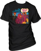 Zappa, Frank - Freak Out! T-Shirt (X-Large)