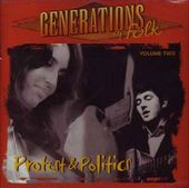 Generations of Folk, Volume 2 - Protest & Politics