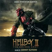 Hellboy II: The Golden Army (OST)