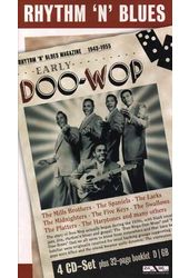 Rhythm 'N' Blues: Early Doo Wop (4-CD) [Import]