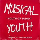 "Youth of Today / Gone Straight (12"")"