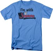 Archie Comics - Im With Jughead - T-Shirt (Size: