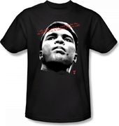 Muhammad Ali - Wish - T-Shirt (Size: Adult 2XL)