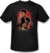 Muhammad Ali - Ali Painted - T-Shirt (Size: Adult