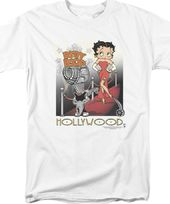 Betty Boop: Hollywood - T-Shirt
