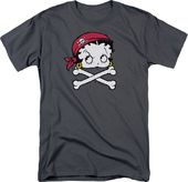 Betty Boop: Boop Pirate - T-Shirt