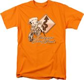 Betty Boop: Dangerous Curves - T-Shirt