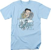 Betty Boop: I Believe In Angels - T-Shirt
