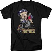 Betty Boop: Not Your Average Mother - T-Shirt