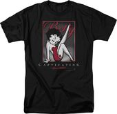 Betty Boop: Captivating - T-Shirt