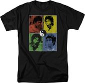 Bruce Lee - Enter Color Block - T-Shirt