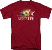 Bruce Lee - Tri-Color - T-Shirt