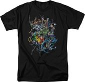 DC Comics - Batman - Saints and Psychos - T-Shirt