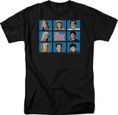 The Brady Bunch - Framed - T-Shirt
