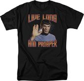 Star Trek - The Original Series: Live Long and