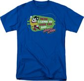 Mighty Mouse / Here I Come - T-Shirt