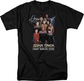Star Trek - Deep Space Nine - Crew - T-Shirt