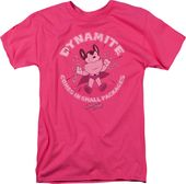 Mighty Mouse: Dynamite - T-Shirt