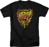 DC Comics - The Flash - Blazing Speed - T-Shirt