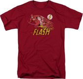 DC Comics - The Flash - The Crimson Comet -