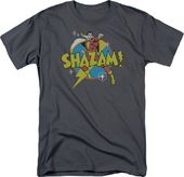 Shazam - Power Bolt - T-Shirt (Size: Adult 2XL)