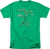 DC Comics - Green Lantern - Think Green - T-Shirt