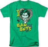 DC Comics - Batman - The Joker - I Heart Bad Boys