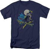 DC Comics - Batgirl - Night Person - T-Shirt