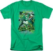 DC Comics - Green Lantern - Space Sector 2814 -