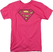 DC Comics - Supergirl - Pinky Shield - T-Shirt
