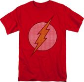 DC Comics - The Flash - Little Logos - T-Shirt