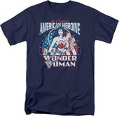 DC Comics - Wonder Woman - American Heroine -