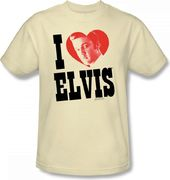 Elvis Presley - I Heart Elvis - T-Shirt