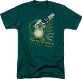 DC Comics - Green Lantern - Flying Oath - T-Shirt