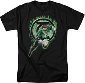 DC Comics - Green Lantern - Green Chrome Logo -