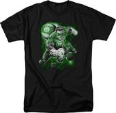 DC Comics - Green Lantern - Lantern Planet -