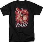 DC Comics - The Flash - Red & Gray - T-Shirt