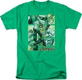DC Comics - Green Lantern - Panels - T-Shirt