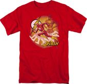 DC Comics - The Flash - Lighting Fast - T-Shirt