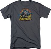DC Comics - Batman - Rough Distress - T-Shirt